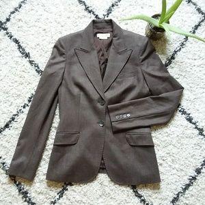 Michael Kors made in Italy wool Blazer.